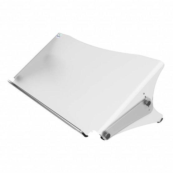 Dataflex Addit ErgoDoc® verstelbare mat acryl documenthouder - 49.401