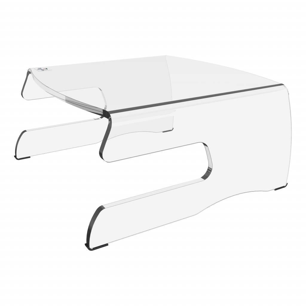 Dataflex Addit Acryl monitorverhoger - 44.100