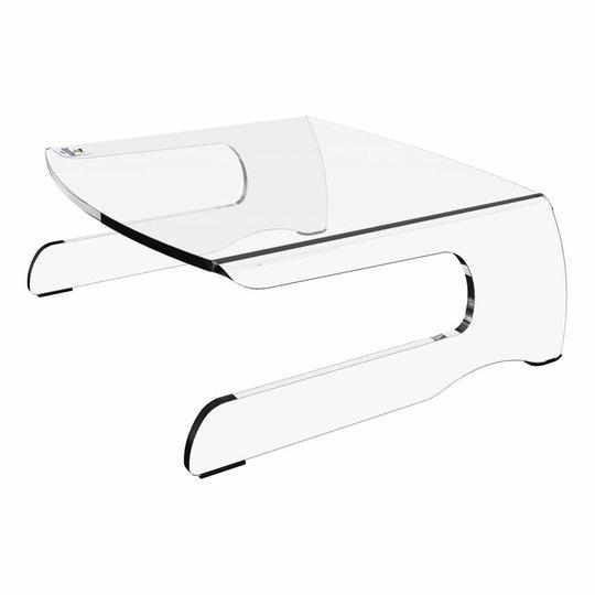 Dataflex Addit Acryl monitorverhoger - 44.550