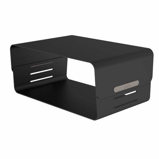 Dataflex Addit Bento® verstelbare monitorverhoger zwart