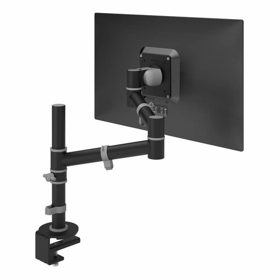 Dataflex Viewgo monitor arm zwart