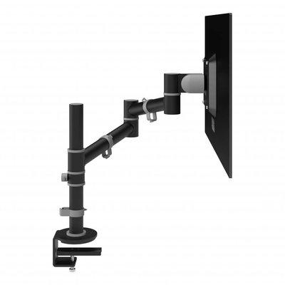 Monitor arm van Dataflex om de monitor op de juiste hoogte te brengen