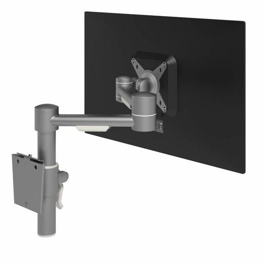 Dataflex Viewmate monitor arm voor aan de muur