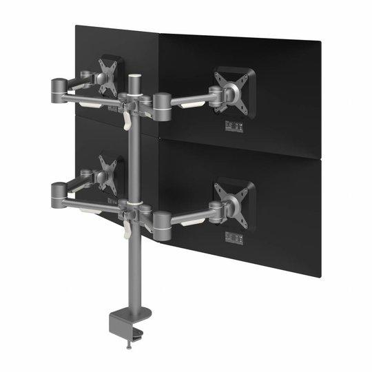 Dataflex Viewmate monitor arm voor 4 beeldschermen