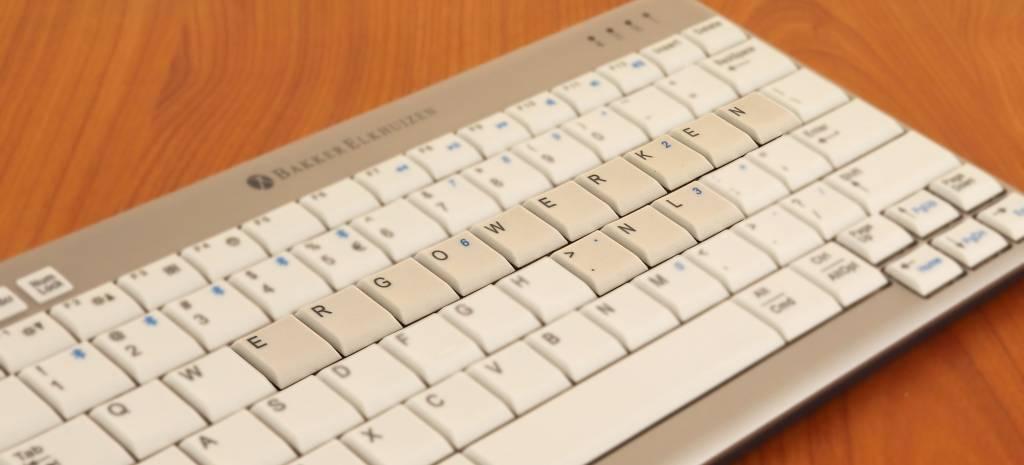 Strijd der toetsenborden