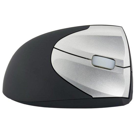 Minicute EZMouse2 draadloze rechtshandige ergonomische muis