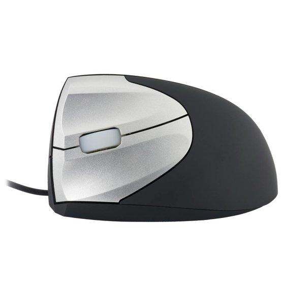 Minicute EZMouse2 bedrade linkshandige ergonomische muis