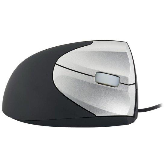 Minicute EZMouse2 bedrade rechtshandige ergonomische muis