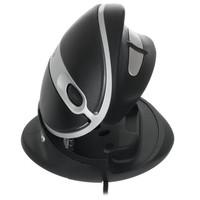 Oyster bedrade links/rechts ergonomische muis