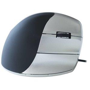 Minicute EZmouse5 bedrade rechtshandige ergonomische muis