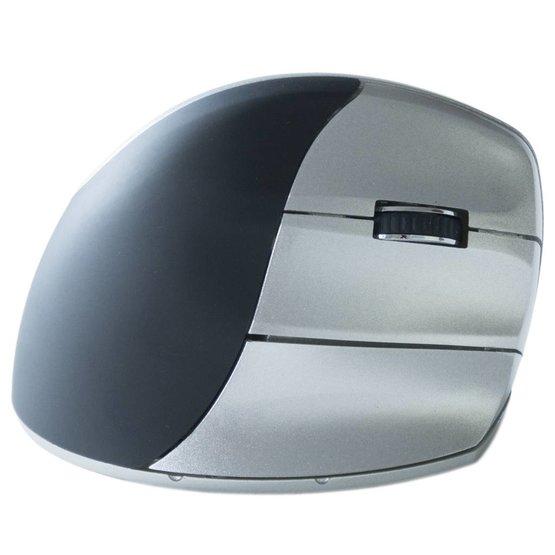 Minicute EZmouse5 draadloze rechtshandige ergonomische muis