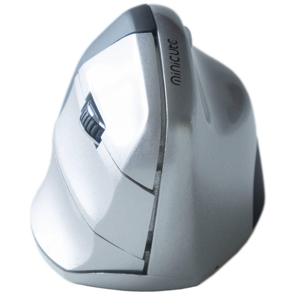 EZmouse5 draadloze rechtshandige ergonomische muis