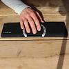 Mousetrapper® Flexible draadloze trackpad zwart