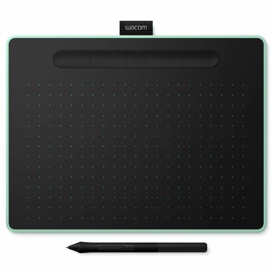 Wacom Intuos M Bluetooth tekentablet pistache groen - NETNIETNIEUWTJE