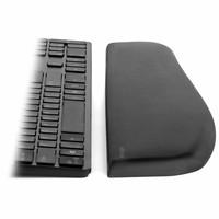 Kensington ErgoSoft™ Polssteun voor plat toetsenbord - NETNIETNIEUWTJE