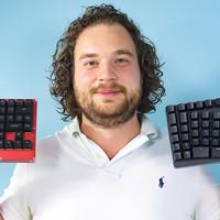 Review X-Bows Ergonomic Mechanical Keyboard