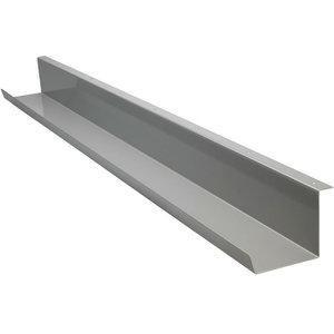 Ergopro Basic Kabelgoot Zilvergrijs