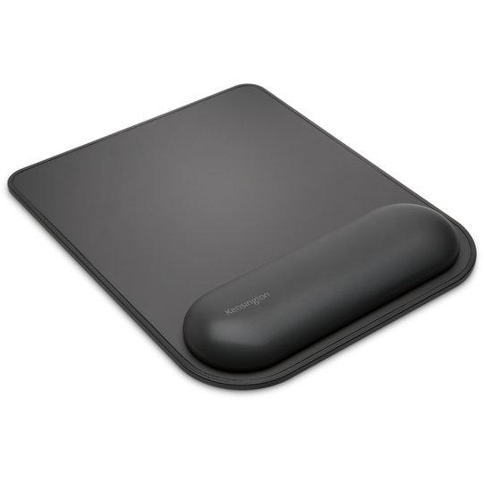 Kensington ErgoSoft™ muismat met polssteun zwart