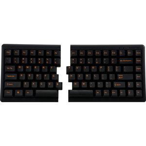 toetsenbord afmetingen Mistel Barocco MD770 gesplitst mechanisch toetsenbord