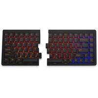 Mistel MD770 RGB zwart mechanisch toetsenbord