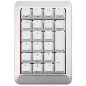 Afmetingen Mistel Freeboard MD200 RGB mechanisch numeriek toetsenbord