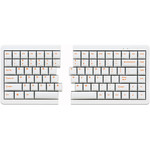 Mistel MD770 RGB wit mechanisch toetsenbord