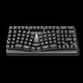 X-Bows Nature Ergonomic Mechanical hot-swappable toetsenbord