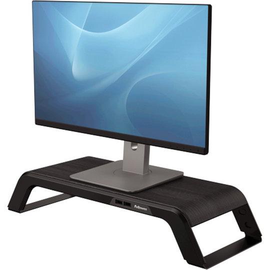 Fellowes Hana™ monitorstandaard zwart
