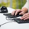 R-Go Split gesplitst toetsenbord