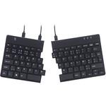 R-Go Split gesplitst toetsenbord AZERTY BE