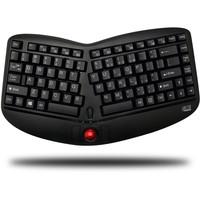 Adesso Tru-Form 3150 draadloos gesplitst toetsenbord