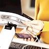 Fellowes Hana Laptopstandaard wit