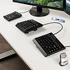 Kinesis Freestyle Pro V3 toetsenbord verhogers en handpalmsteunen