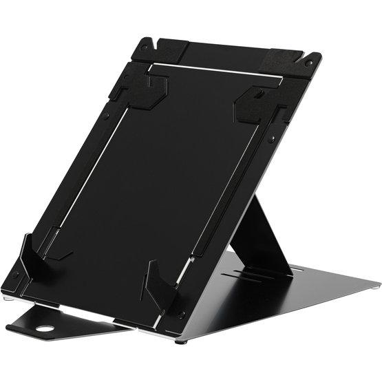 R-Go Riser Duo tablet- en laptopstandaard met documenthouder