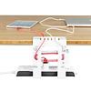 Ergopro power strip holder en cable organizer