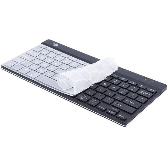 R-Go siliconen beschermlaag voor R-Go compact toetsenborden
