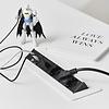 Axessline QuickBox HDMI inbouw stekkerdoos met 3x stroom 2x USB charger 1x Data en 1x HDMI Wit
