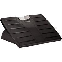 Fellowes Health-V Fabrik polssteun toetsenbord zwart