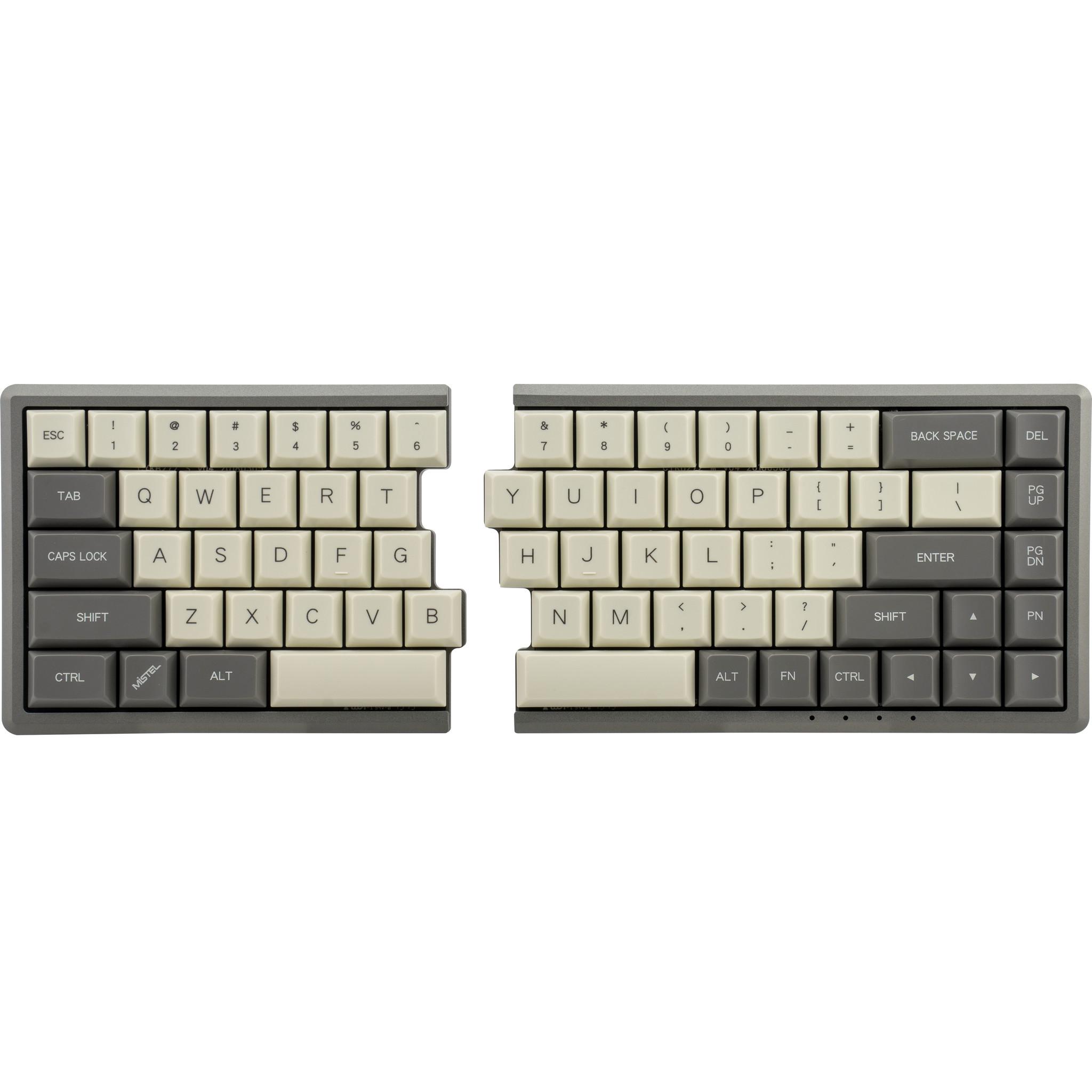 Mistel MD650L Barocco (Cherry ML) Low-Profile toetsenbord
