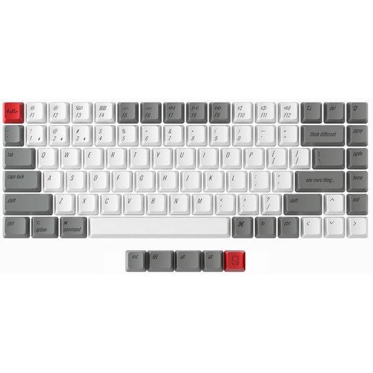 Keychron PBT Retro Mac OEM Keycaps voor het K2 toetsenbord
