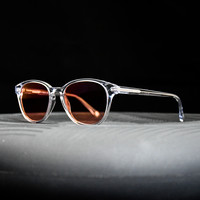 Alex FL-41 migraine-bril transparant