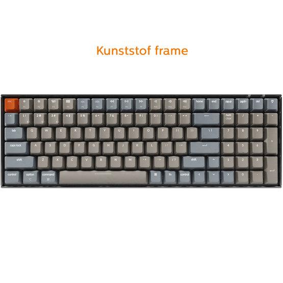 Keychron K4 mechanisch toetsenbord voor Windows & Mac (V1)