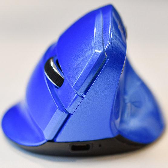 Delux Mini Pearl-like Blue draadloos rechtshandig
