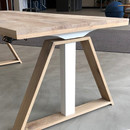 ROL Ergo Wood It Be Nice Zit Sta Bureau 65-130 cm incl. gratis montage