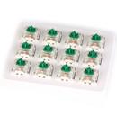 Gateron green switch set mechanische switches