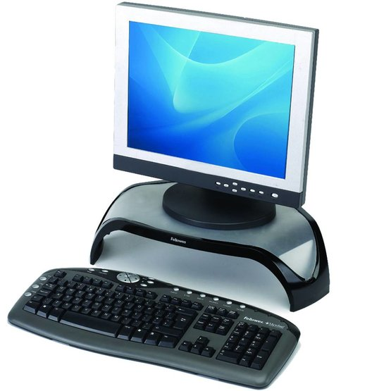 Fellowes Smart Suites monitorstandaard