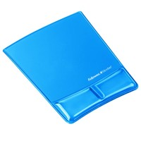 Fellowes Health-V Crystal polssteun toetsenbord blauw