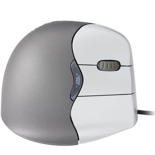Evoluent VerticalMouse 4 Right bedraad rechtshandig