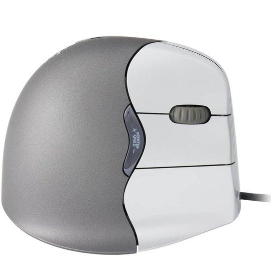 Evoluent VerticalMouse 4 Right bedrade rechtshandige ergonomische muis