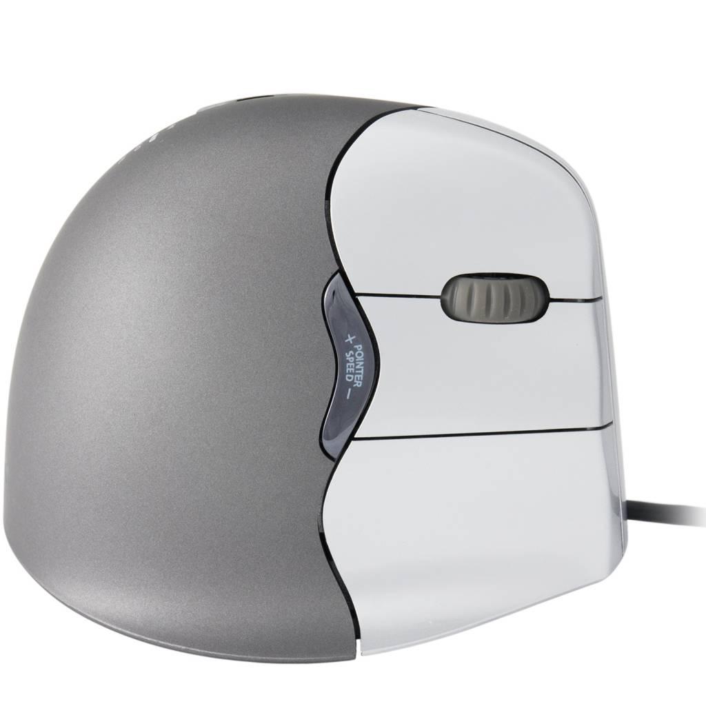 Evoluent VerticalMouse 4 bedrade ergonomische muis